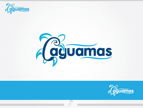 Caguamas A Logo, Monogram, or Icon  Draft # 29 by Logoziner