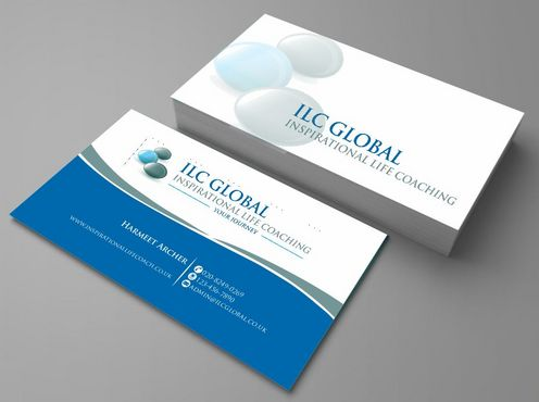 ILC Global Ltd Business Cards and Stationery  Draft # 180 by Deck86
