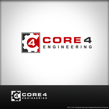 Core 4 Engineering A Logo, Monogram, or Icon  Draft # 150 by AntonioPascual