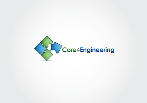 Core 4 Engineering A Logo, Monogram, or Icon  Draft # 151 by AxeDesign