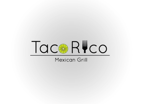 Taco Rico  A Logo, Monogram, or Icon  Draft # 36 by evgenyya