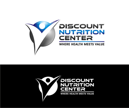 Discount Nutrition Center A Logo, Monogram, or Icon  Draft # 63 by Ndazikil