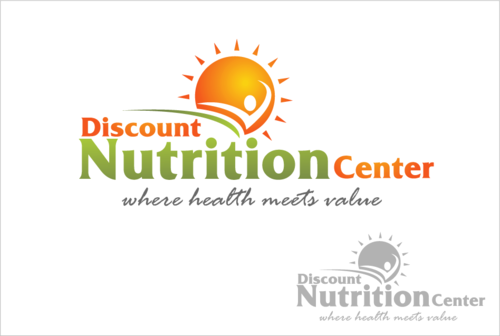 Discount Nutrition Center A Logo, Monogram, or Icon  Draft # 80 by Debendra