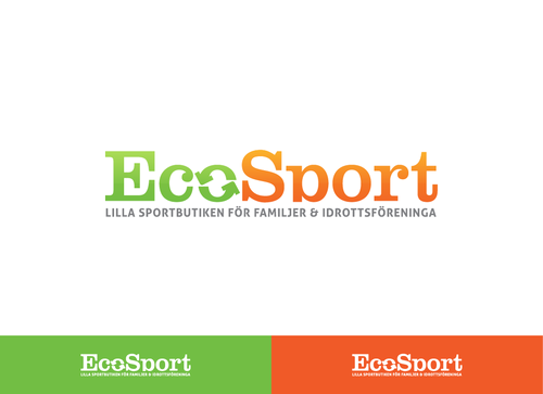 Eco Sport A Logo, Monogram, or Icon  Draft # 104 by crani0