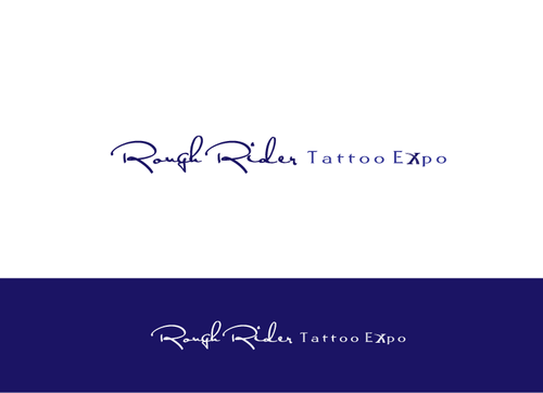 Rough Rider Tattoo Expo A Logo, Monogram, or Icon  Draft # 13 by FarazBaloch