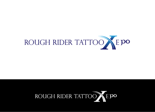 Rough Rider Tattoo Expo A Logo, Monogram, or Icon  Draft # 14 by FarazBaloch