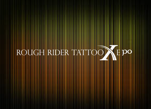 Rough Rider Tattoo Expo A Logo, Monogram, or Icon  Draft # 15 by FarazBaloch