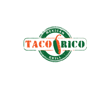 Taco Rico  A Logo, Monogram, or Icon  Draft # 52 by artsie9324