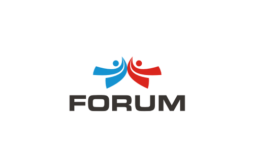 Forum A Logo, Monogram, or Icon  Draft # 28 by onetwo