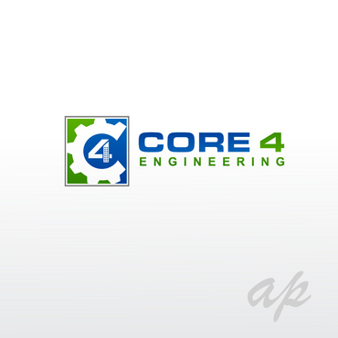 Core 4 Engineering A Logo, Monogram, or Icon  Draft # 167 by AntonioPascual