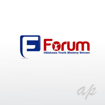 Forum A Logo, Monogram, or Icon  Draft # 31 by AntonioPascual