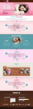 MIRACLE BABY Complete Web Design Solution  Draft # 14 by timefortheweb