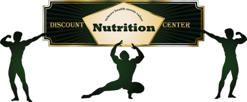 Discount Nutrition Center A Logo, Monogram, or Icon  Draft # 110 by ragav