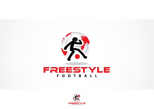 Freestyle Football A Logo, Monogram, or Icon  Draft # 35 by skysthelimit