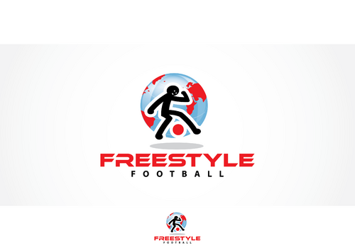 Freestyle Football A Logo, Monogram, or Icon  Draft # 36 by skysthelimit