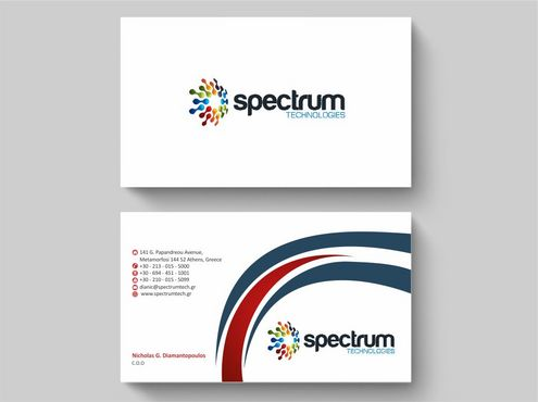 Stationary, business card, fax cover sheet, envelope layouts Business Cards and Stationery  Draft # 204 by Deck86