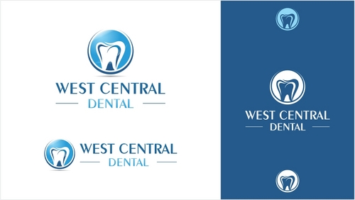 West Central Dental A Logo, Monogram, or Icon  Draft # 107 by SecondGraphic