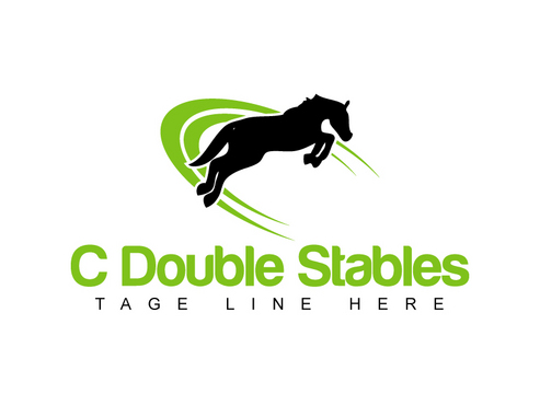 C Double Stables A Logo, Monogram, or Icon  Draft # 29 by caturro