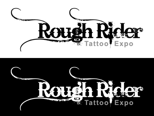 Rough Rider Tattoo Expo A Logo, Monogram, or Icon  Draft # 25 by caturro
