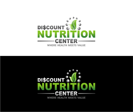 Discount Nutrition Center A Logo, Monogram, or Icon  Draft # 114 by Ndazikil