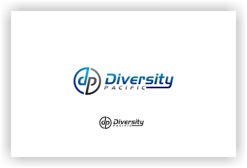Diversity Pacific A Logo, Monogram, or Icon  Draft # 73 by KejamDia