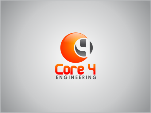 Core 4 Engineering A Logo, Monogram, or Icon  Draft # 173 by odc69