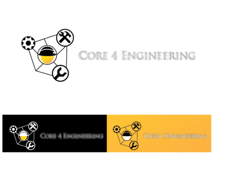 Core 4 Engineering A Logo, Monogram, or Icon  Draft # 174 by FM007