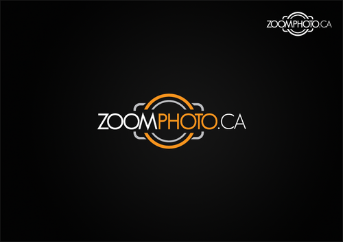 Zoomphoto.ca A Logo, Monogram, or Icon  Draft # 7 by AxeDesign