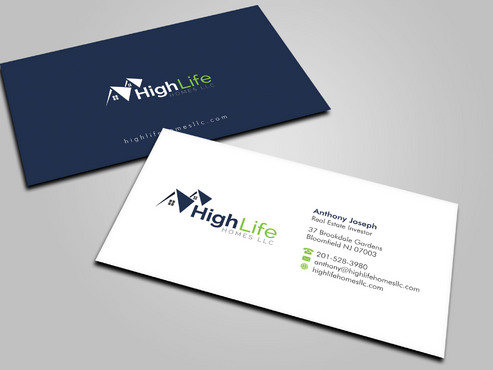 Real Estate Business Business Cards and Stationery  Draft # 1 by Xpert