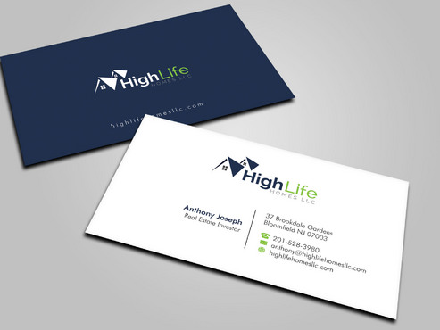 Real Estate Business Business Cards and Stationery  Draft # 2 by Xpert