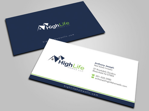 Real Estate Business Business Cards and Stationery  Draft # 3 by Xpert