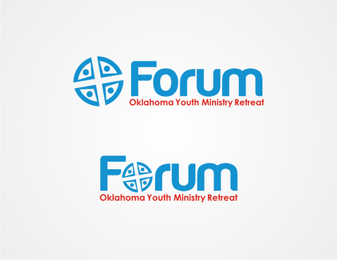 Forum A Logo, Monogram, or Icon  Draft # 40 by odio99