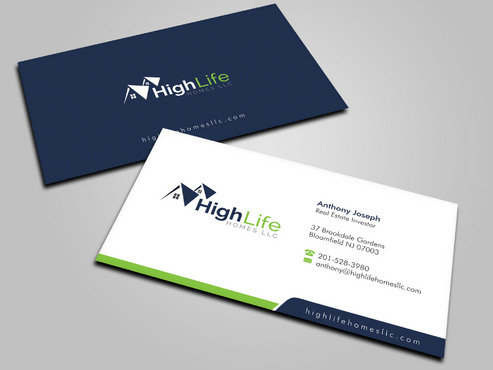 Real Estate Business Business Cards and Stationery  Draft # 6 by Xpert