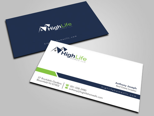 Real Estate Business Business Cards and Stationery  Draft # 7 by Xpert