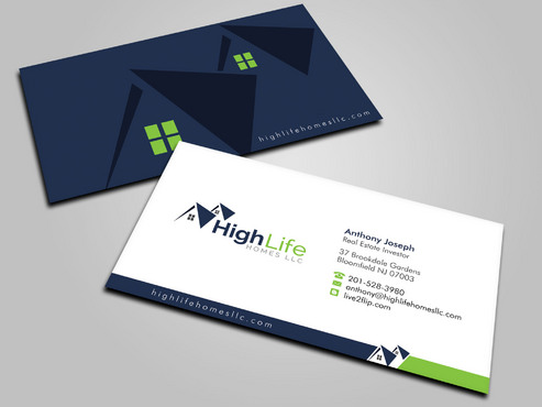 Real Estate Business Business Cards and Stationery  Draft # 8 by Xpert
