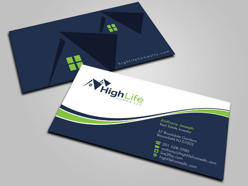 Real Estate Business Business Cards and Stationery  Draft # 10 by Xpert