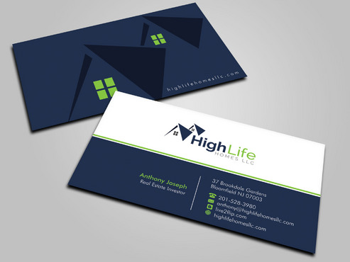 Real Estate Business Business Cards and Stationery  Draft # 11 by Xpert
