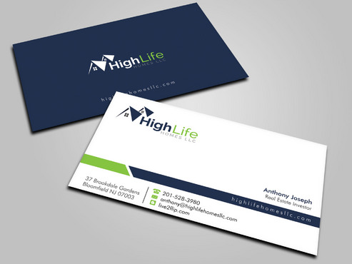Real Estate Business Business Cards and Stationery  Draft # 15 by Xpert