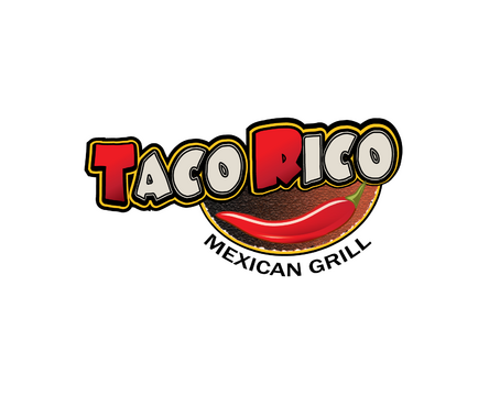 Taco Rico  A Logo, Monogram, or Icon  Draft # 88 by Dixon360