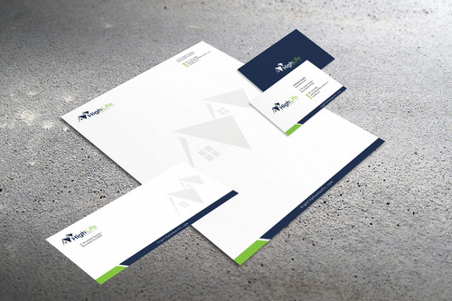 Real Estate Business Business Cards and Stationery Winning Design by Xpert