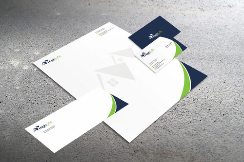 Real Estate Business Business Cards and Stationery  Draft # 84 by Xpert