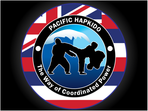 Pacific Hapkido Logo Winning Design by SmittyDesigns