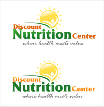 Discount Nutrition Center A Logo, Monogram, or Icon  Draft # 129 by Debendra