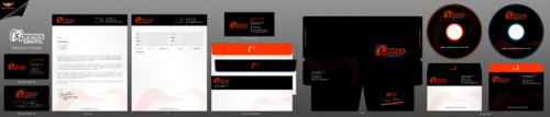 Xpress Dental Business Cards and Stationery Winning Design by einsanimation