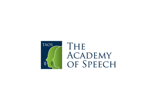 The Academy of Speech A Logo, Monogram, or Icon  Draft # 3 by JuloMN
