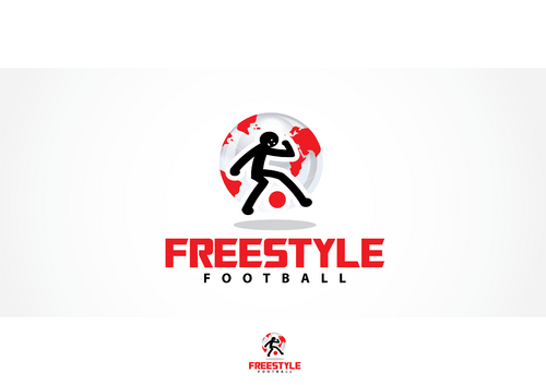 Freestyle Football A Logo, Monogram, or Icon  Draft # 42 by skysthelimit