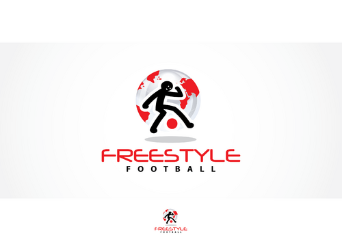 Freestyle Football A Logo, Monogram, or Icon  Draft # 44 by skysthelimit