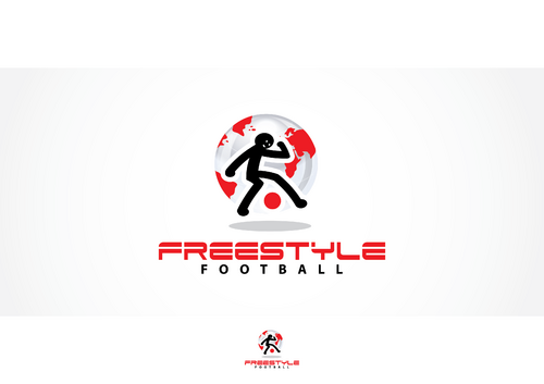 Freestyle Football A Logo, Monogram, or Icon  Draft # 45 by skysthelimit