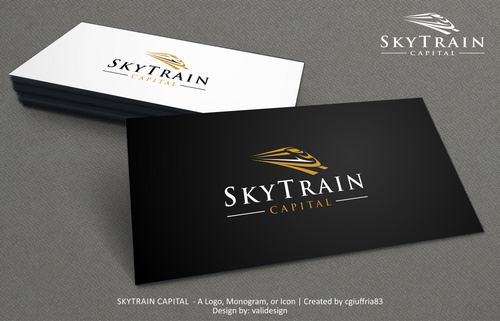 SKYTRAIN CAPITAL  A Logo, Monogram, or Icon  Draft # 58 by validesign