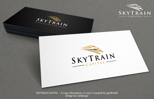 SKYTRAIN CAPITAL  A Logo, Monogram, or Icon  Draft # 59 by validesign
